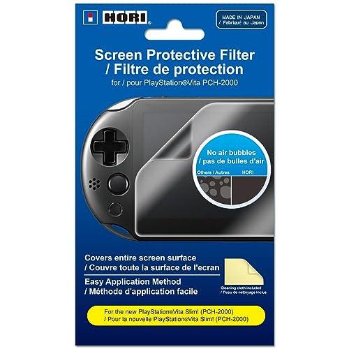 Ps Vita Screen Protector: Amazon com