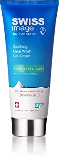 Swiss Image Essential Care Soothing Face Wash Cream, 200 ml