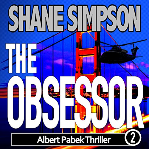 The Obsessor audiobook cover art