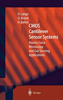 CMOS Cantilever Sensor Systems: Atomic Force Microscopy and Gas Sensing Applications
