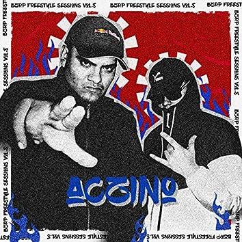 Aczino: Bzrp Freestyle Sessions, Vol. 8