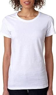 Women's Heavy Crewneck Cap Sleeve T-Shirt