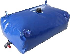 XBSXP Seau de Stockage d'eau pour récipient de Stockage d'eau de Grande capacité pour l'extérieur, Sac de Stockage d'eau D...
