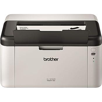 Brother HL-1210W - Impresora láser monocromo compacta con WiFi