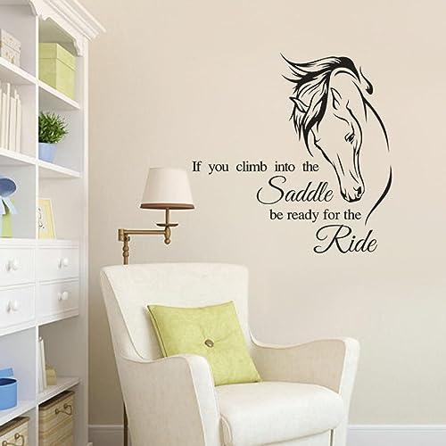 . Horse Mural  Amazon co uk