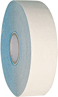 Armadillo White Heavy Duty Reflective Floor Mark Tape for High Impact Areas 3-Inch x 108 Foot Roll