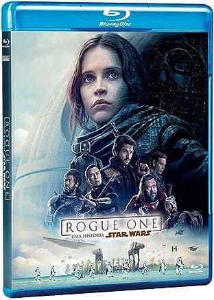 Blu-ray Rogue One Uma História Star Wars [ Brazilian Edition ] [ Rogue One A Star Wars Story ] [ English, Portuguese, Russian, Kazakh ] [ Region A ]