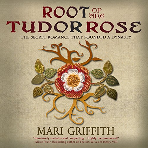 Root of the Tudor Rose audiobook cover art