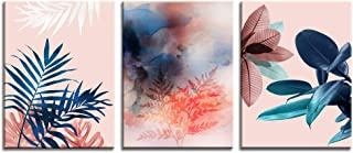 Best navy blue and pink wall art Reviews