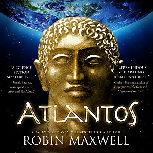 Atlantos audiobook cover art