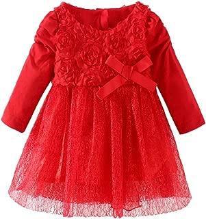 Baby Girl Flower Dresses