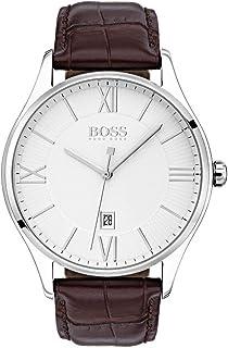 Reloj Analógico para Hombre de Cuarzo con Correa en Cuero 1513555