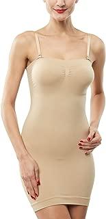 Women's Control Slip Shapers Shapewear Dress Full Body Shaper