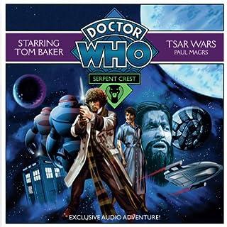 Doctor Who: Serpent Crest Part 1 - Tsar Wars Titelbild