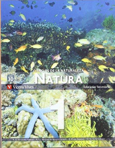 Nuevo Natura 1 (ed. 2011) - 9788468201160