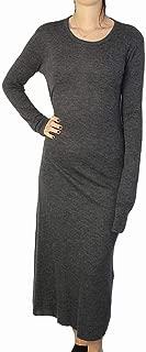 XS//S Braun Hängerkleid CHIP45 Dress #A124 AMERICAN VINTAGE Damen Kleid Gr