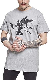 MERCHCODE Herren Linkin Park Street Soldier Tee T-Shirt
