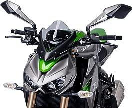 Puig 14-16 Kawasaki Z1000ABS Touring Windscreen (Dark Smoke)