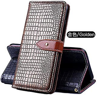 Phone Case for HUAWEI Shot X,Premium Leather Flip Wallet Case with Card Slot,Stand Holder and Magnetic Closure,HUAWEI Shot X Leather Case Cover