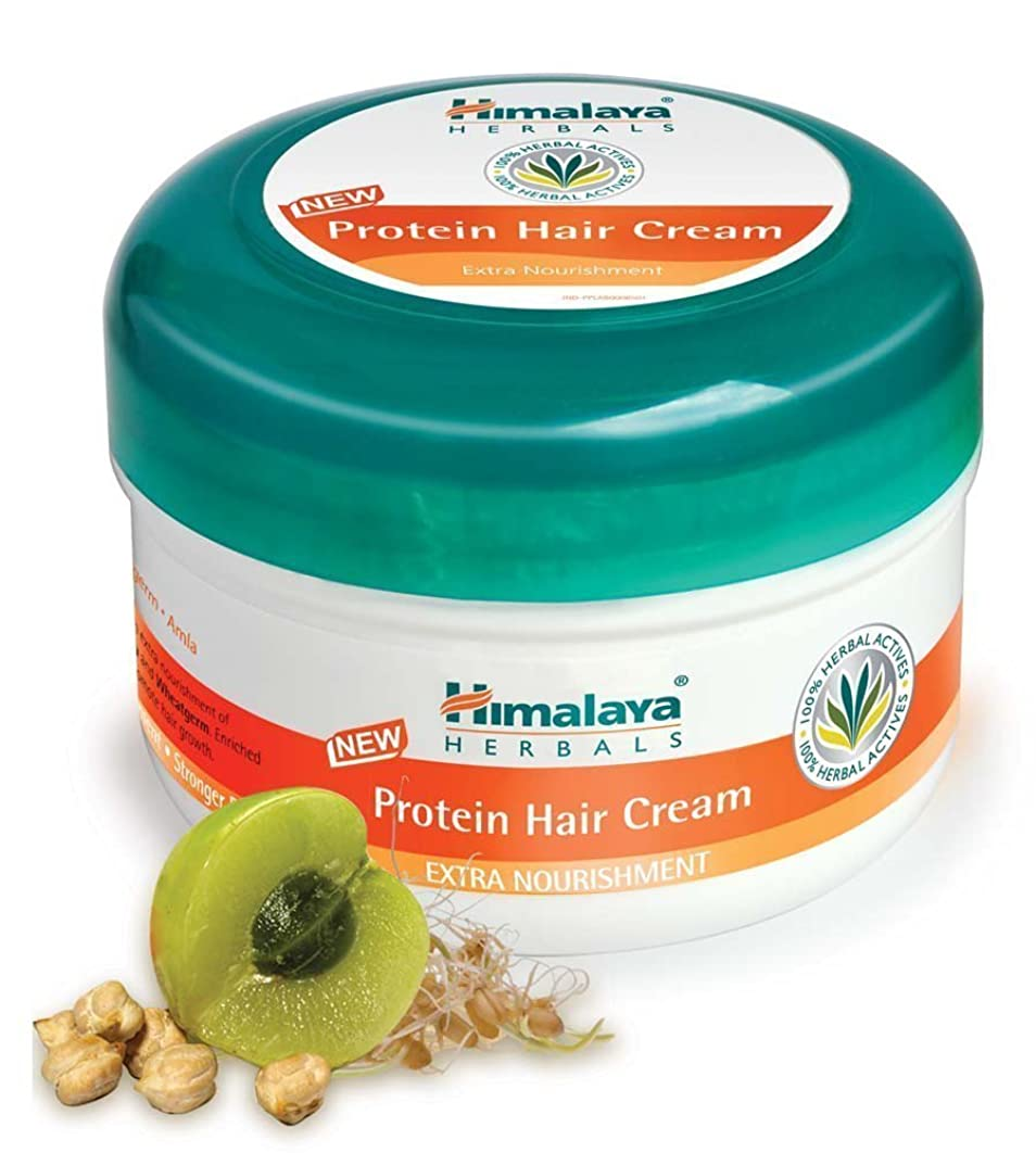 ドリル健康的メモHimalaya Protein Hair Cream 175 g