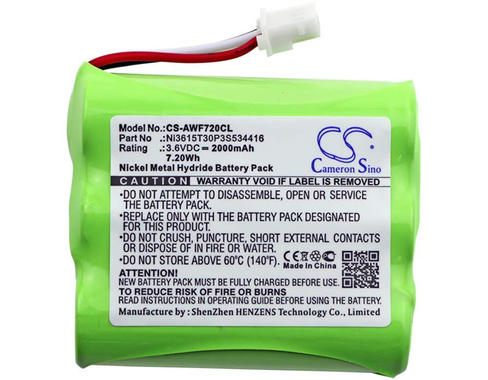 Bateria Para AT&T WF720 fit Part Number Ni3615T30P3S534416 3