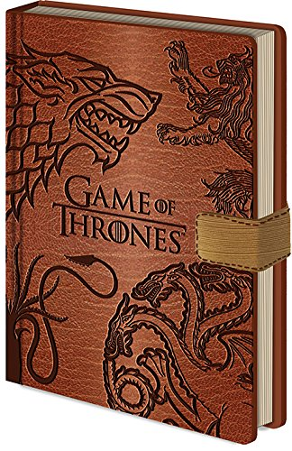 Piramid International Sigils Notebook A5 Game of Thrones