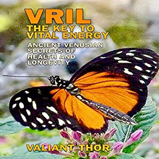 Vril: The Key to Vital Energy cover art