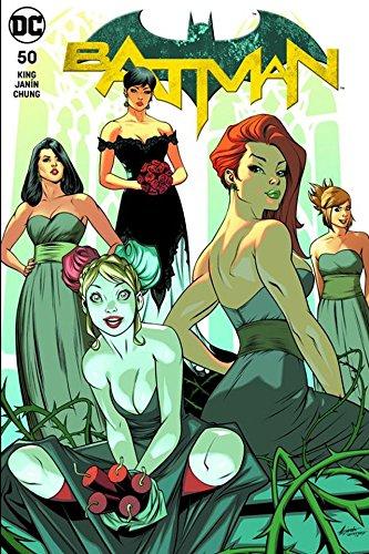 Batman 50 Coliseum of Comics Ale Garza Variant