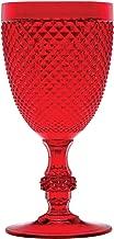 Conjunto de 6 Taças de Acrílico Rojemac Vermelho