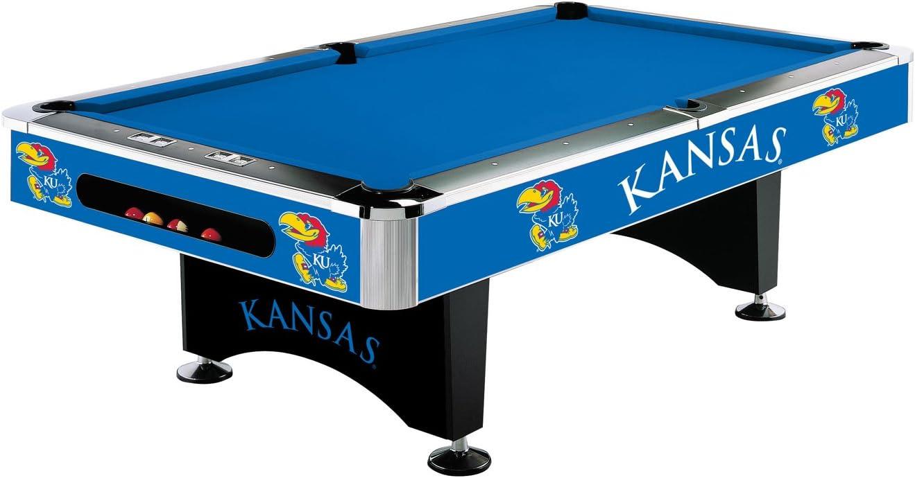 Imperial International Kansas Jayhawks Table 8' 100% quality warranty! Washington Mall Pool
