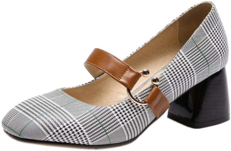 FANIMILA Girl Court shoes Marry Jane Pumps