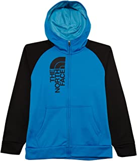 The North Face Kids Boys Surgent Full Zip Hoodie (Little Kids/Big ...
