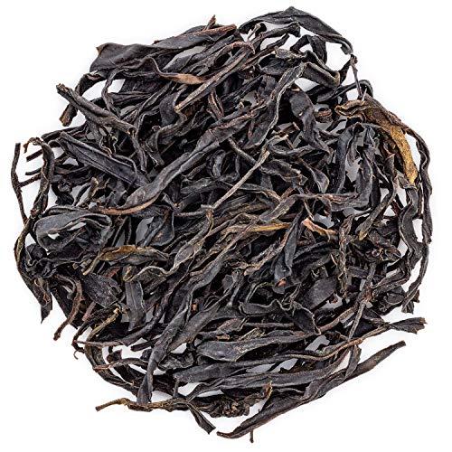 Oriarm 100g / 3.53oz Purple Pu Erh Tea Loose Leaf - Tè Cinese Puerh Crudo - Menghai Puer Green Tea Leaves - Brew Hot or Iced Tea