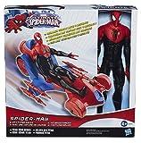 Marvel Spider-Man - A8491eu40 - Figurine 30 Cm + Voiture