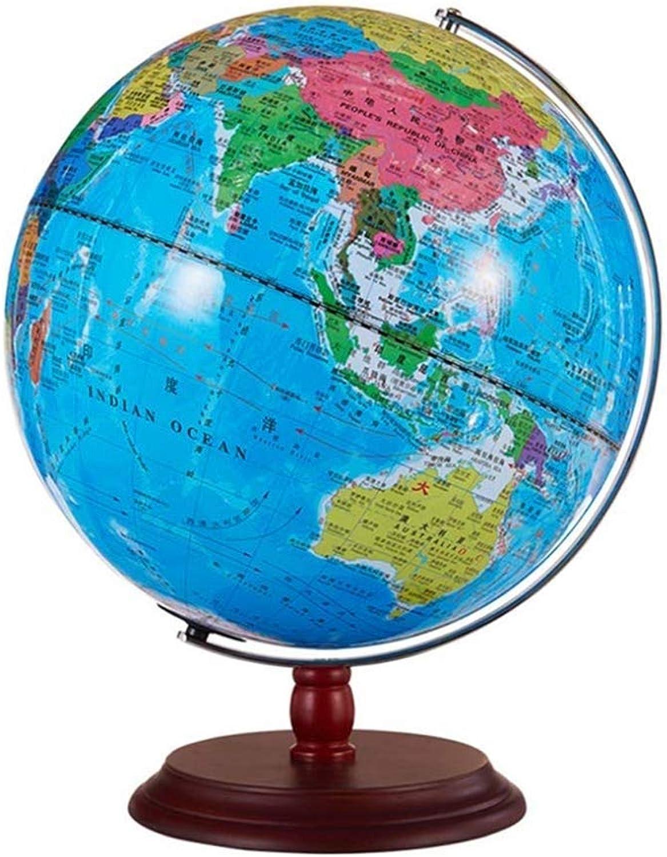 hasta un 65% de descuento SJM Globes Globo Flotante Mapa de la Esfera Globo Globo Globo con Luces LED Mapa del Mundo Decoración de Escritorio Tierra Azul, Modelo 12 Pulgadas  preferente