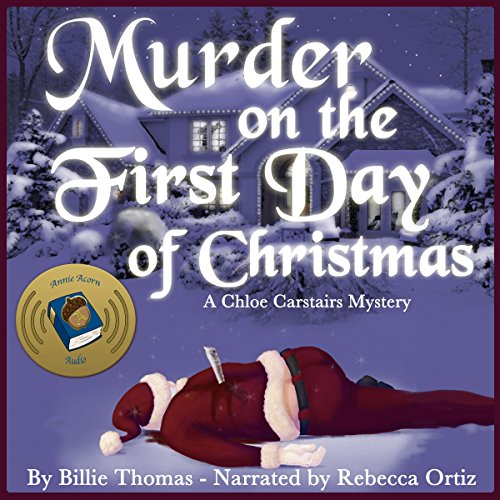 Murder on the First Day of Christmas copertina