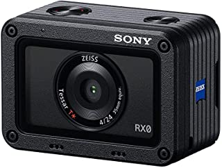 SonyRX0 4K Ultra-Compact Waterproof Action Camera