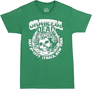 Ripple Junction Grateful Dead Ithaca NY Adult T-shirt