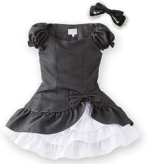 (キャサリンコテージ) Catherine Cottage子供服 CC0153A ロイヤルブラックワンピース キッズ ガールズ