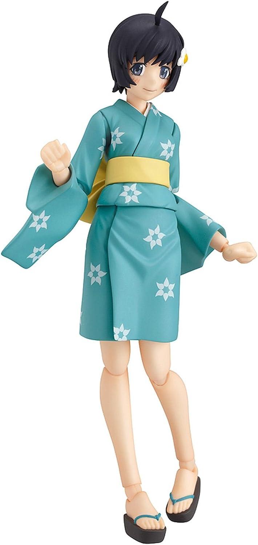 Nisemonogatari  Araragi Tsukihi figma Action Figure B008JXH19S Erste Gruppe von Kunden  | Zuverlässige Qualität