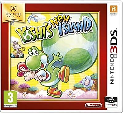 Nintendo Selects - Yoshi's New Island (Nintendo 3DS)