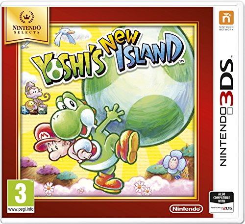 Yoshi's New Island 3DS [