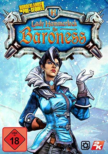 Borderlands The Pre-Sequel: Lady Hammerlock Pack [PC Steam Code]