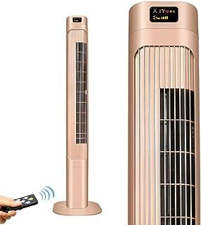 XBSLJ Ventilador de Aire Acondicionado de Suelo Vertical, con Control Remoto Sincronización silenciosa Sin Cuchillas Enfriadores evaporativos Enfriador de Aire para la mesita de Noche de la Oficina