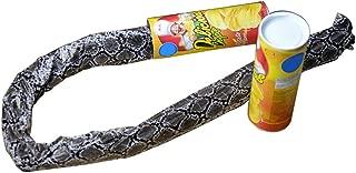 Ktyssp Halloween Magic Potato Chips Cans Snake Tricks Joke Scary Fries Play Fun Toys