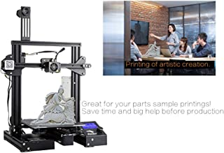 Creality Ender 3 Pro 3D Printer Prusa I3 DIY Kits with Resume Printing V Slot Creative 220x220x250mm for Home & School Use