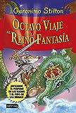 Octavo viaje al Reino de la Fantasía: ¡Descubre el perfume de las hadas y el tufo de las brujas! (Geronimo Stilton)