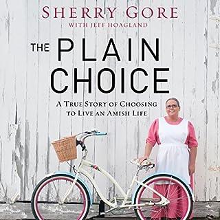 The Plain Choice audiobook cover art