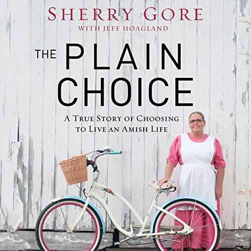 The Plain Choice audiobook cover art