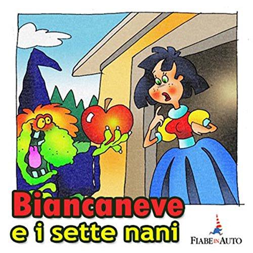 Biancaneve e i sette nani copertina